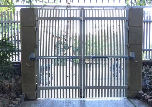 tính năng bất ngờ của cổng cửa tự động
