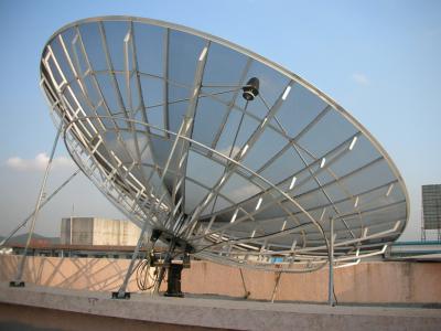 Anten Parabol Comstar 4.9m ZR 16HD
