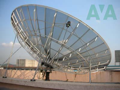 Anten Parabol Comstar 7.2m ZR 24