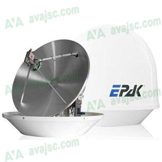Anten vệ tinh tàu biển Epak TVRO S6 - Germany