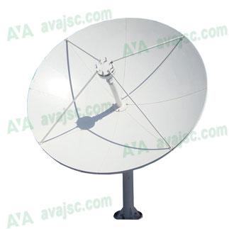 Anten Vsat đường kính 2.4m