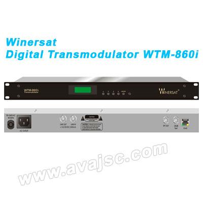 Bộ điều chế số QAM - Winersat WTM 860i