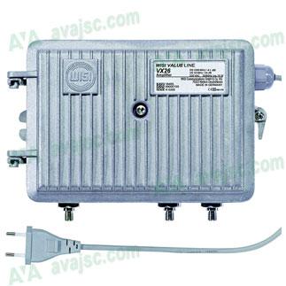 Bộ khuếch đại tín hiệu truyền hình WISI VX 26 H