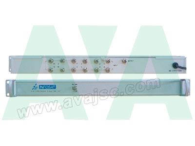 Bộ trộn tín hiệu 12 ngõ vào Infosat COM 12 AC