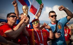 Cảm xúc của CĐV Bồ Đào Nha Sau Cú Hattrick Của Ronaldo Trong Trận Mở Màn World Cup 2018