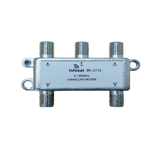Chia tín hiệu truyền hình cáp Infosat SPL 3774