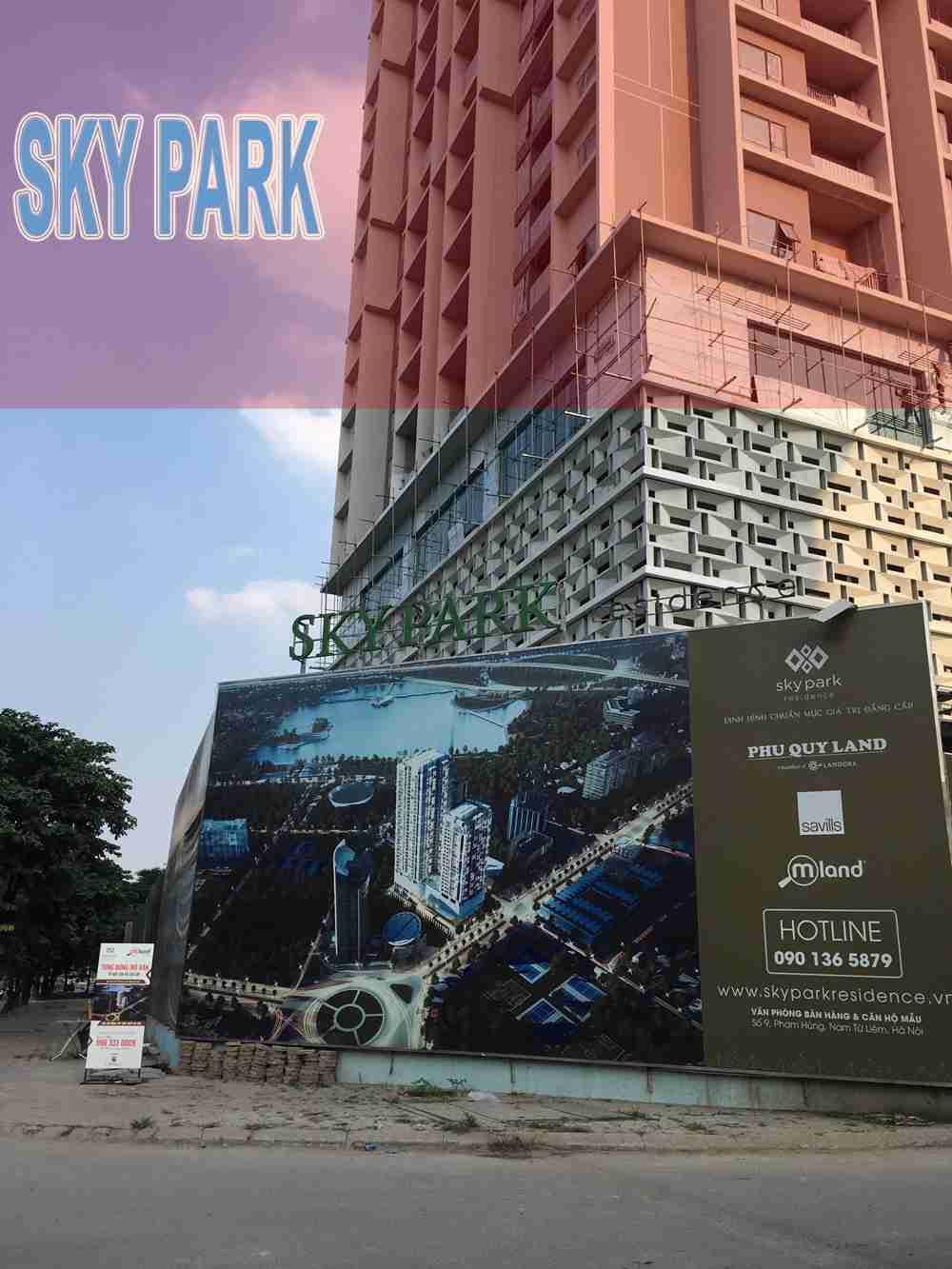 Cung cấp thiết bi truyền hình cáp cho dự án Sky Park