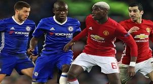 Cùng xem lại những bàn thắng ngoạn mục của Manchester United và Chelsea-giải đấu Premier League