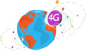 Cuộc chạy đua của mạng di động 4G, LTE