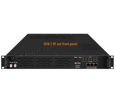 Điều chế số tín hiệu DVB-T2 NDS3542I
