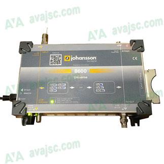 Điều chế tín hiệu số truyền hình JHS 8600