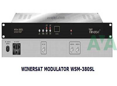 Điều chế Winersat WSM 380SL