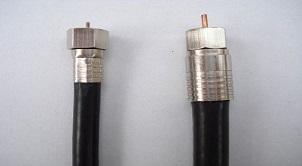 Hướng dẫn cách gắn cáp đồng trục với đầu nối cáp đồng trục