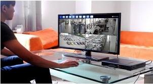 Kết nối đầu ghi camera với tivi, ghép kênh vào hệ thống truyền hình cáp