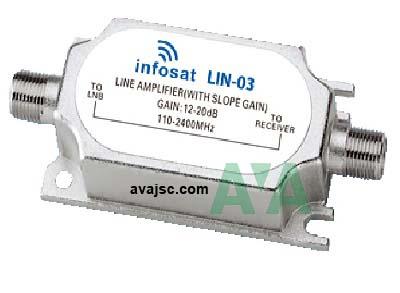 Khuếch đại tín hiệu đường dây Infosat LIN 03