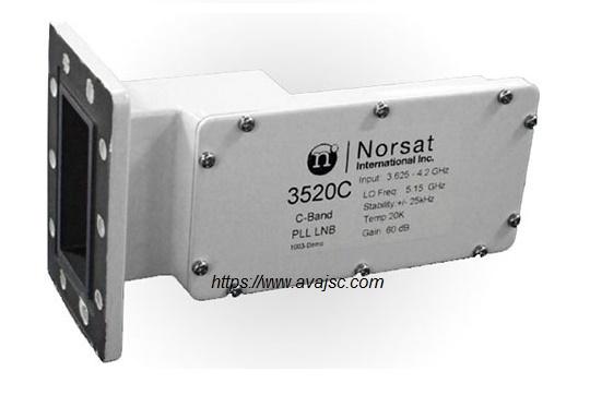 Norsat 3520 C-Band PLL LNB
