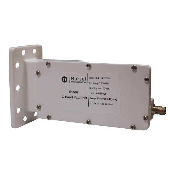 Norsat 5150F C-Band PLL LNB