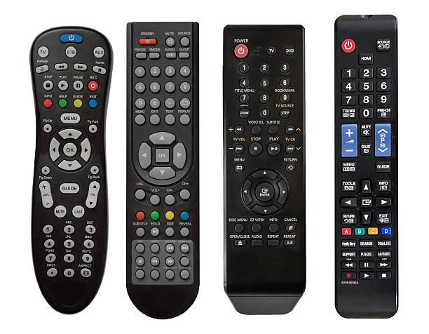 Điều khiển đầu thu DVB T2