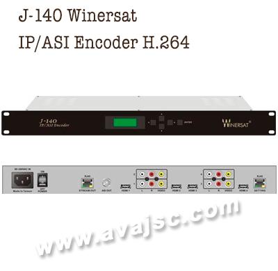 Thiết bị mã hoá tín hiệu Winersat J-140